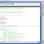Reworking the 'Amiga C Manual' source codes into AmigaOS4.1 style code.