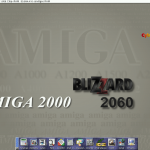 Workbench screenshot of my Amiga 2000/060