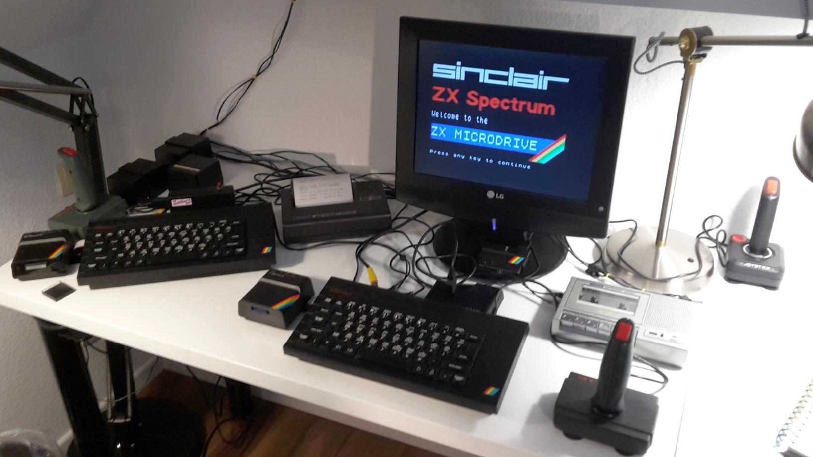 ZX Setup